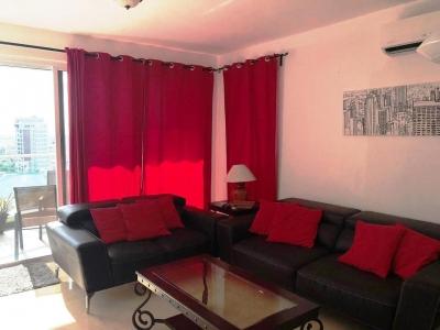 Apartamento Amueblado en Piantini de 2 Habitaciones