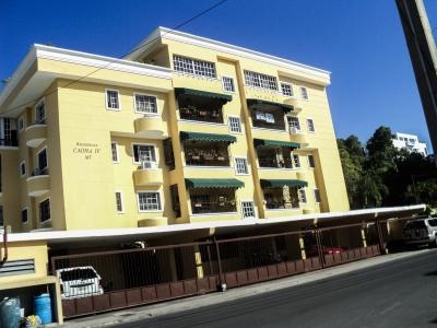 Apartamento en Ensanche Evaristo Morales