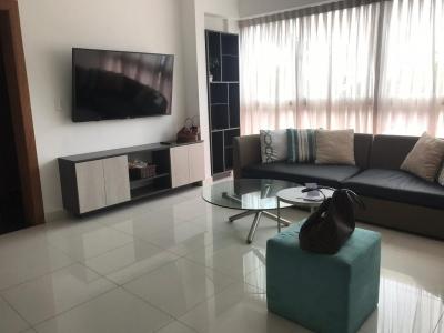 Apartamento 2Hab Amueblado en Naco
