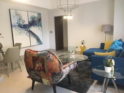 Apartamento Amueblado en Piantini de 1 Habitación