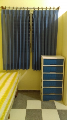 Alquiler apartamento Estudio amueblado en Gascue