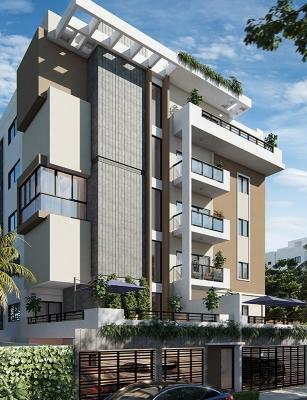 Apartamentos Modernos 3Hab en Mirador Sur, Listos Sept. 2020