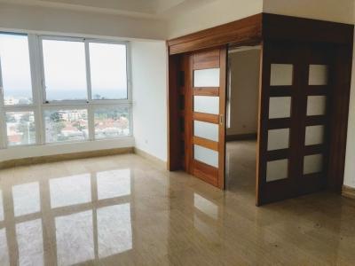 Espectacular apartamento en bella vista con linea blanca