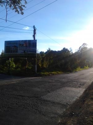 Km 28 a Santa Elena Barillas