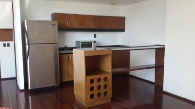 Apartamento Amueblado de 1 Habitación