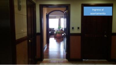 Apartamento en Alquiler en edificio Milenia, Colonia Okland zona 10