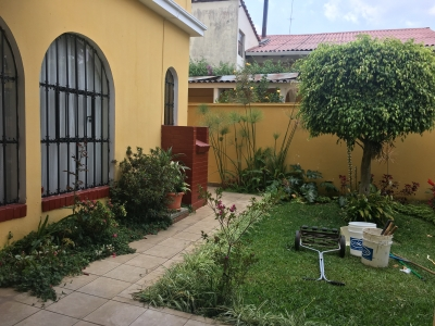 Casa en Alquiler en zona 15 Vista Hermosa III