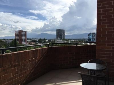 Apartamento Amueblado en ubicación exclusiva zona 14 (disponible a partir del 1 de noviembre 2018)