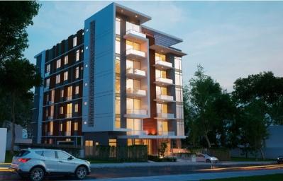 Apartamento Nuevo de 1 Dormitorio en Zona 15