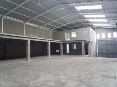 Ofibodega en renta en condominio industrial zona 12!