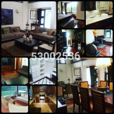 Casa amueblada y equipada zona 15 Vista Hermosa