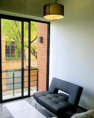 Alquilo apartamento amueblado zona 4