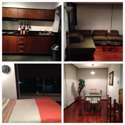 Alquilo Apartamento AMUEBLADO  Zona 14