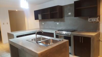 Alquiler para vivienda / negocio sobre bulevar zona 16. de 1 nivel