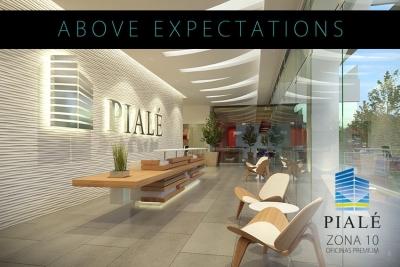 Oficina nueva en alquiler Edificio Pialé