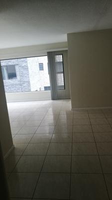 Apartamento en Renta de 3 Habitaciones Nivel Bajo