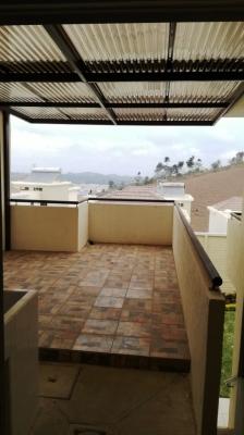 RENTA CASA ZONA 16 - 4 habitaciones con baños más servicio - Excelentes condiciones