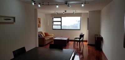 Lindo apartamento en renta en Zona 14 con vista hacia los volcanes!!