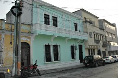 Hermosa Residencia ubicada en la Zona 1 del Centro Histórico de la Ciudad de Guatemala.