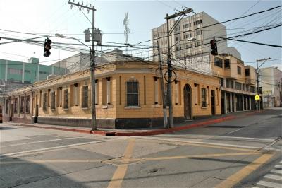 ELEGANTE RESIDENCIA, Zona 1 del Centro Histórico de la Ciudad de Guatemala.