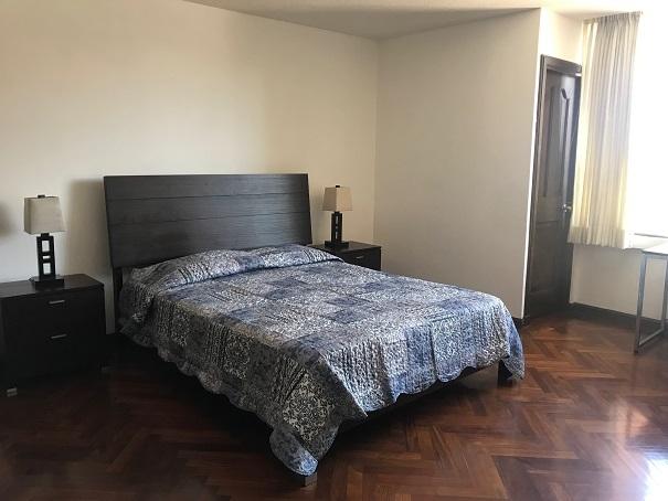 Apartamento Amueblado 2 habitaciones zona 14