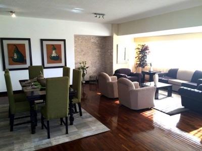 En Renta Y venta, Apartamento con muebles Edificio LA MIRAGE zona 14