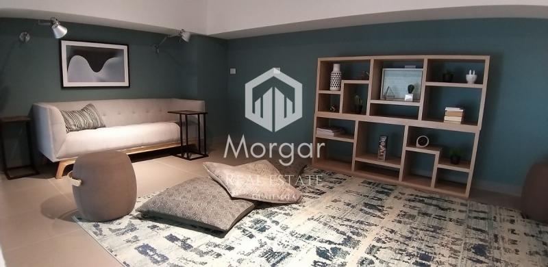Apartamento en alquiler en zona 15 de 79 mts en $975 de 2 habitaciones /código 451