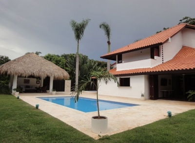 Exclusiva Villa Golf. en Casa de Campo