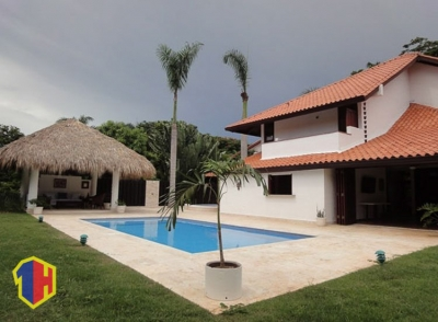 Exclusiva villa Golf en casa de campo