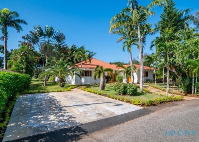 Jochy Real Estate Vende Golf Villa, en Casa de Campo, R.D: