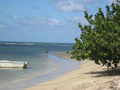Solar frente a playa en Playa La Isabela del Castillo, Luperon, Puerto Plata