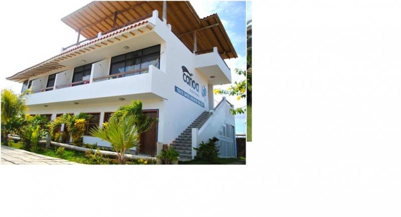 Playa El Yaque - Hoteles