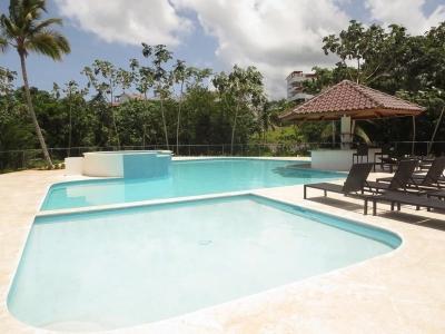 Vendo apartamento de 3 habitaciones en Coson, Samaná