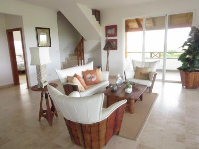 Vendo apartamento de 2 habitaciones en Coson, Samaná