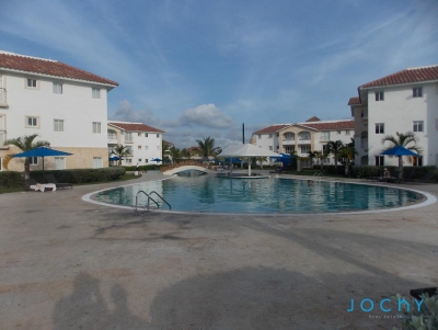 Jochy Real Estate vende Apartamento en Cadaques Caribe