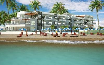 Modernos Apartamentos en Playa Cabarete