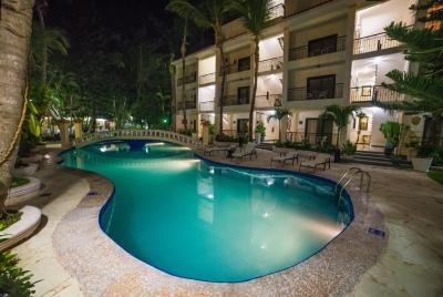 Hotel en venta en complejo mixto en Bávaro-Punta Cana