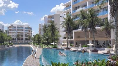 Apartamentos Lago Cap Cana En Punta Cana
