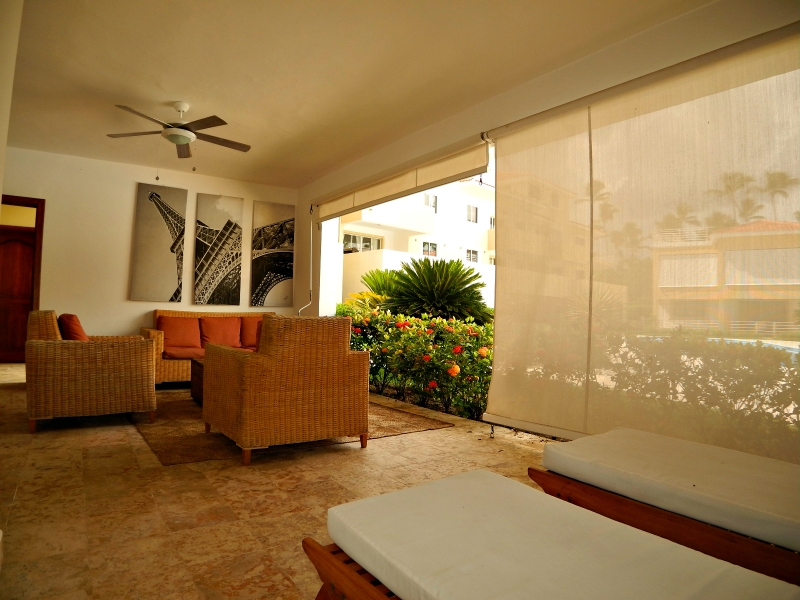 Apartamento en venta amoblado - Bavaro