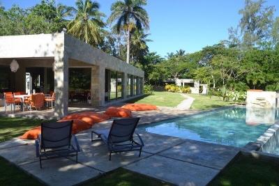 Vendo Villa en Cabo Francés Viejo playa Bretón Cabrera