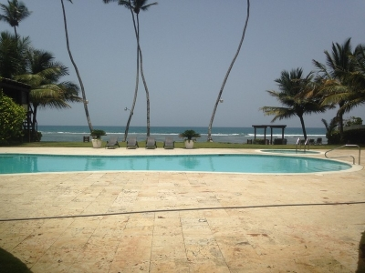 Vendo apartamento frente al mar, Juan Dolio