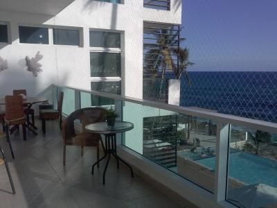 Viva frente a la playa, Juan Dolio, Apto. amueblado, piscina