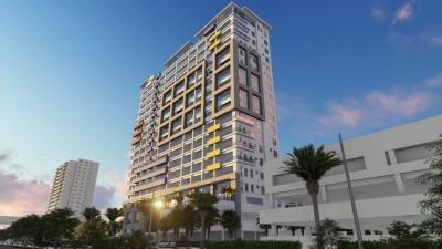 Moderno apartamento en Torre de 19 pisos en Juan Dolio