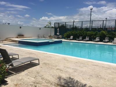 SALE Penthouse Amueblado en Juan Dolio  3 Hab