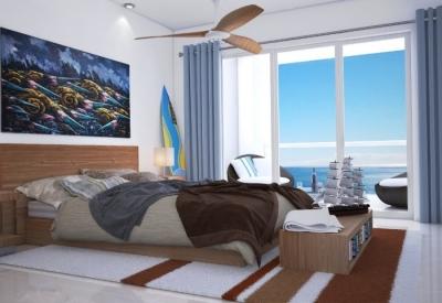 Apartamentos de 2 habs frente a la playa de Juan Dolio