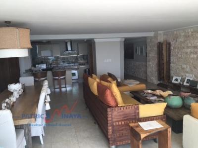 En venta apartamento frente a la playa, amueblado, Marbella