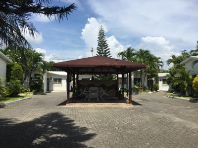 Villa en Juan Dolio, 3 habitaciones, proyecto cerrado