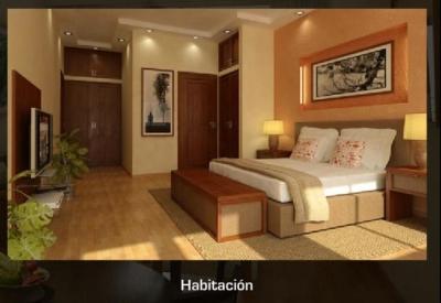 Apartamento 1hab Amueblado Zona Turística de Juan Dolio c/Piscina Gym Área de Niños Bar #18-326