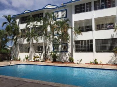 Apartamento amueblado con piscina en Juan Dolio