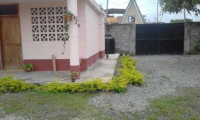 Hermosa propiedad en Tonsupa